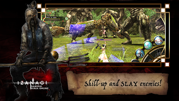 Screenshot 3: RPG IZANAGI ONLINE MMORPG
