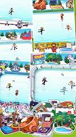Screenshot 2: 花樣滑冰動物2