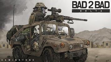 Screenshot 1: BAD 2 BAD: DELTA
