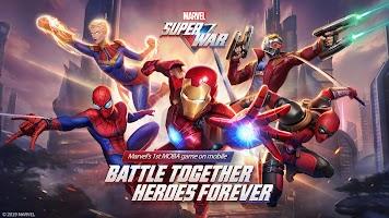 Screenshot 1: MARVEL Super War