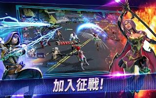 Screenshot 1: 水晶勇者:天命英雄