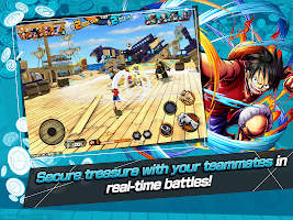 Screenshot 4: ONE PIECE Bounty Rush