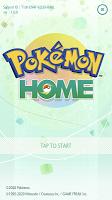 Screenshot 1: Pokemon Home