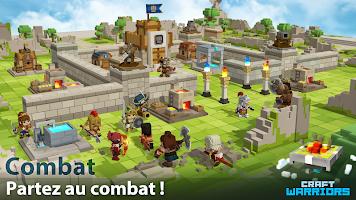 Screenshot 3: Craft Warriors