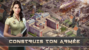 Screenshot 3: Z Day: Guerre des Armée   MMO de Stratégie