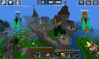 Screenshot 3: 플래닛크래프트: 마인크래프트 건설 서바이벌 온라인게임