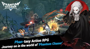 Screenshot 1: Phantom Chaser