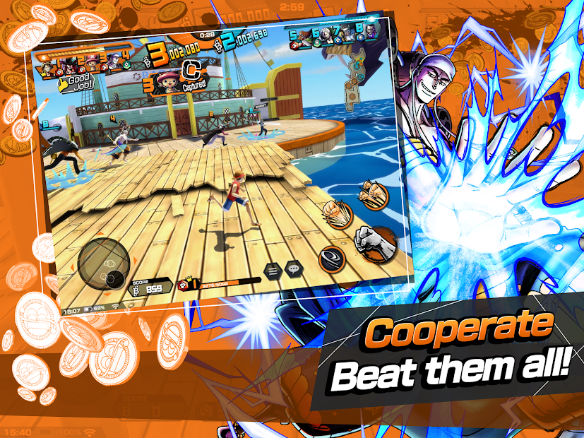 Download] ONE PIECE Bounty Rush - QooApp Game Store