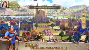 Screenshot 2: Legend: Rising Empire | 글로벌버전