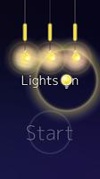Screenshot 1: Lights On