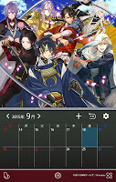 Screenshot 3: 刀劍亂舞- ONLINE - 主題包