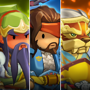 Icon: 킹덤스토리: 삼국지 RPG