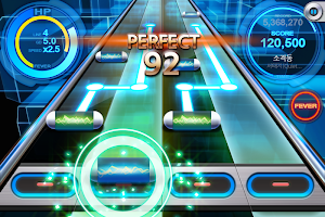 Screenshot 3: BEAT MP3 2.0 - Rhythm Game