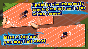 Screenshot 2: Track Sprinter