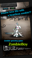 Screenshot 1: ZombieBoy-Zombie growing game | Global