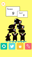 Screenshot 2: Kumamon no Tower