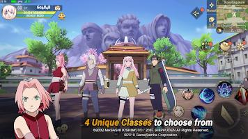 Screenshot 1: Naruto: Slugfest