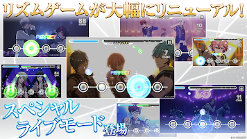 Screenshot 2: B-PROJECT: Kaikan Everyday