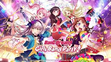 Screenshot 1: BanG Dream! Girls Band Party! (English)