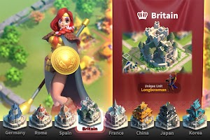 Screenshot 1: Rise of Kingdoms: Lost Crusade | Global