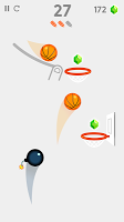 Screenshot 4: Dunk Line