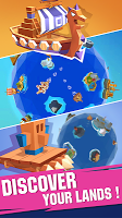 Screenshot 4: Ship Merger - Idle Tycoon Game