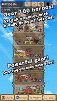Screenshot 2: Tower of Hero