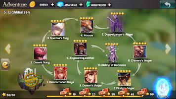 Screenshot 2: Ragnarok Rush