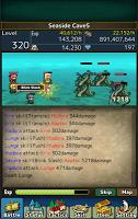 Screenshot 1: BattleDNA [AutoBattle RPG]