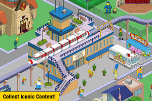 Screenshot 3: The Simpsons™:  Tapped Out