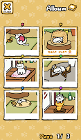 Screenshot 4: Neko Atsume: Kitty Collector
