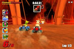 Screenshot 3: Go Kart Go! Ultra!