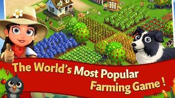 Screenshot 1: FarmVille 2: Country Escape