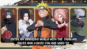 Screenshot 3: Naruto: Slugfest