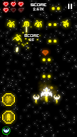 Screenshot 2: Arcadium - Classic Arcade Space Shooter