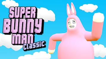 Screenshot 1: 슈퍼버니맨 (Super Bunny Man)