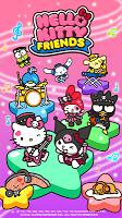 Screenshot 4: Hello Kitty Friends - Hello Kitty Sanrio Puzzle