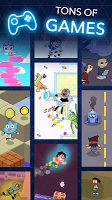 Screenshot 1: Cartoon Network Arcade