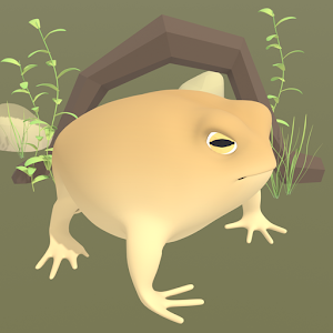 Icon: 青蛙生活