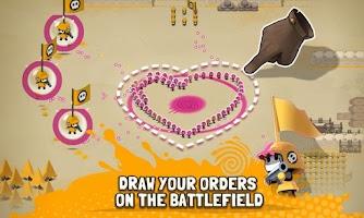 Screenshot 2: 觸控戰爭