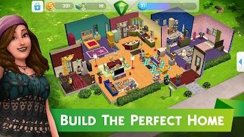 Screenshot 2: The Sims™ Mobile