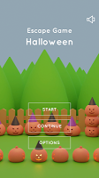 Screenshot 1: Escape Game Halloween