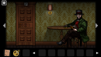 Screenshot 3: Forgotten Hill Disillusion: The Library
