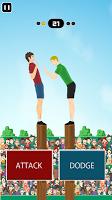 Screenshot 3: Pushing Hands  -Fighting Game-
