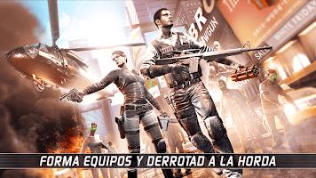 Screenshot 3: UNKILLED - Shooter multijugador de zombis