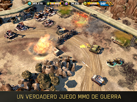 Screenshot 4: War Commander: Rogue Assault