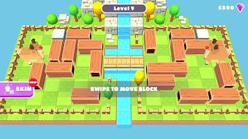 Screenshot 1: Pet Rescue : Sliding Puzzle