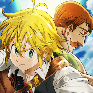 Icon: The Seven Deadly Sins: Hikari to Yami no Grand Cross | Japonais
