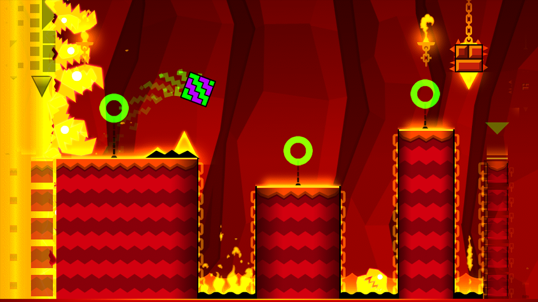 GEOMETRY DASH MELTDOWN TÉLÉCHARGER