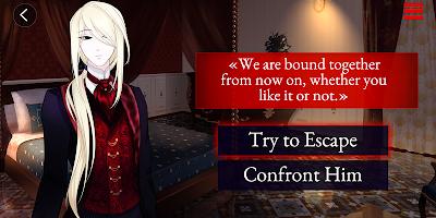 Screenshot 2: Moonlight Lovers: Vladimir